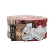 "Chafarcani - Jelly Roll by French General for Moda Fabrics - 40 x 2.5"" Fabric Strips"